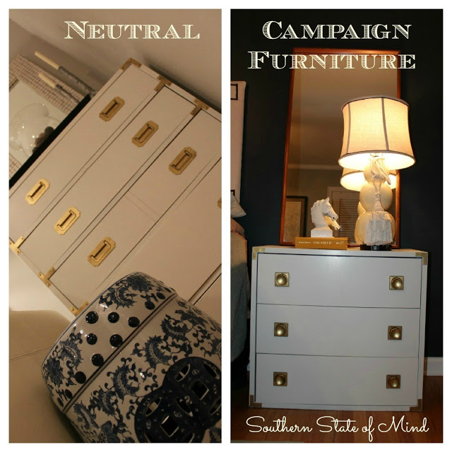 Campaigning for Neutral Campaign Furniture