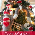 sock-monkey-christmas-tree-