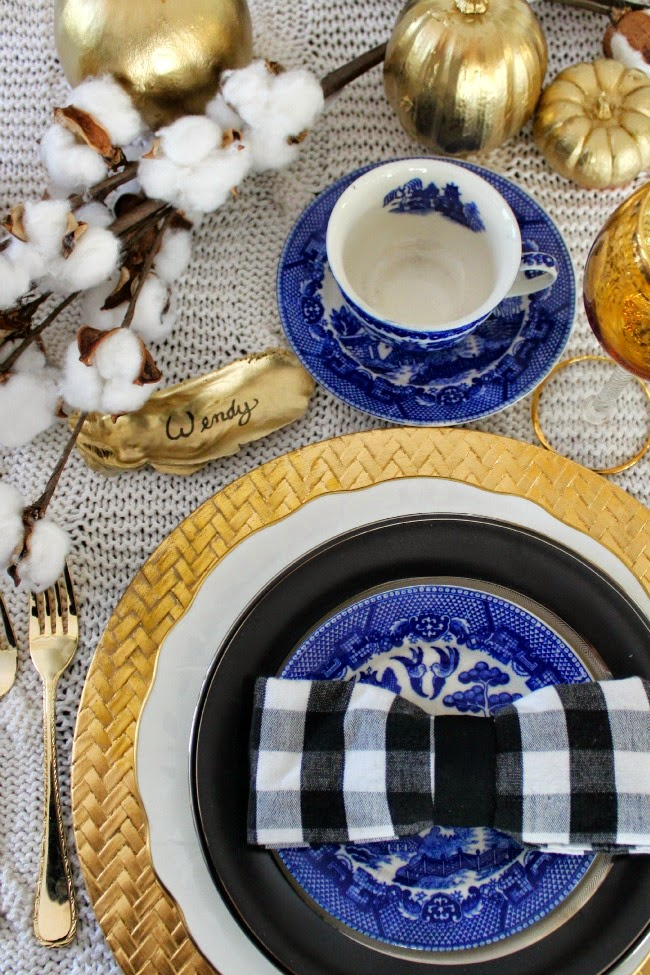 Southern Coastal Table Setting