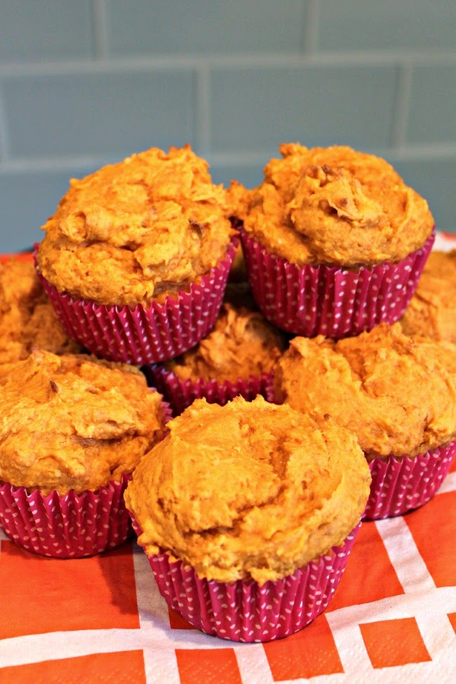 Ingredient Pumpkin Muffins With Yellow Cake Mix