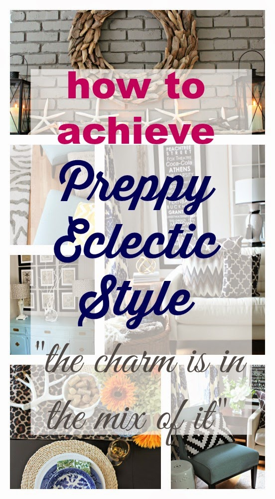 Defining My Style Preppy Eclectic