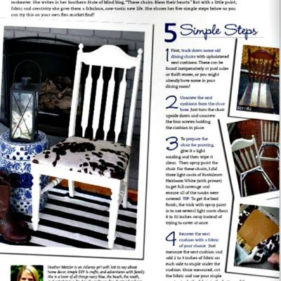 SSOM Featured in Atlanta Home Improvement Magazine