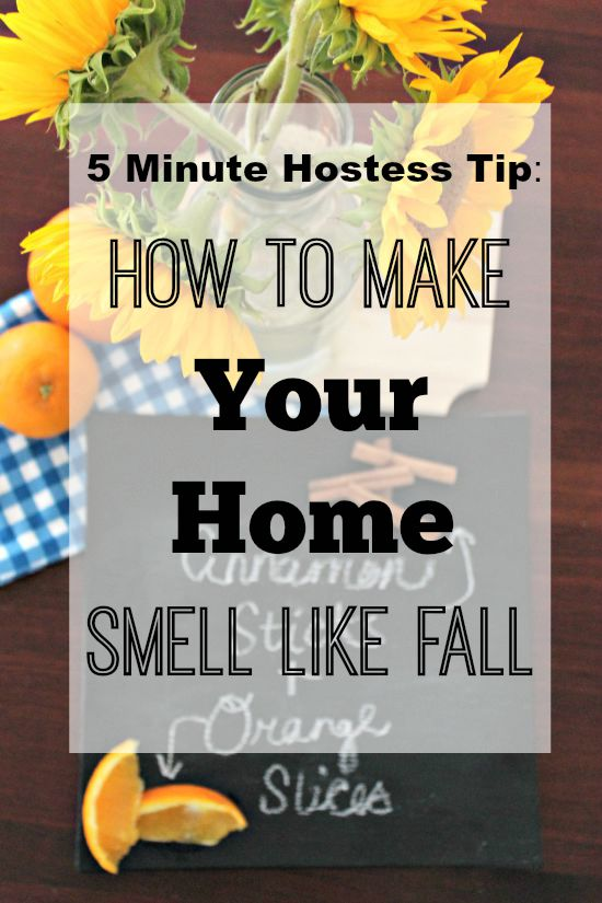 How To Make Your House Smell Like Fall 28 Images How