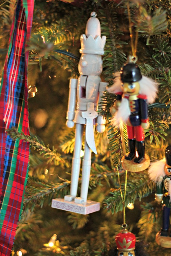 Nutcracker Christmas Tree