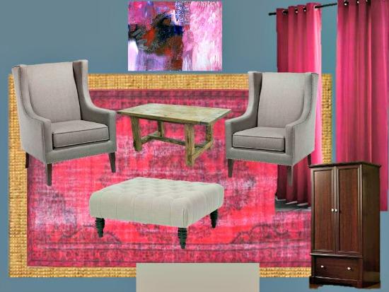 Sitting Room Option 2