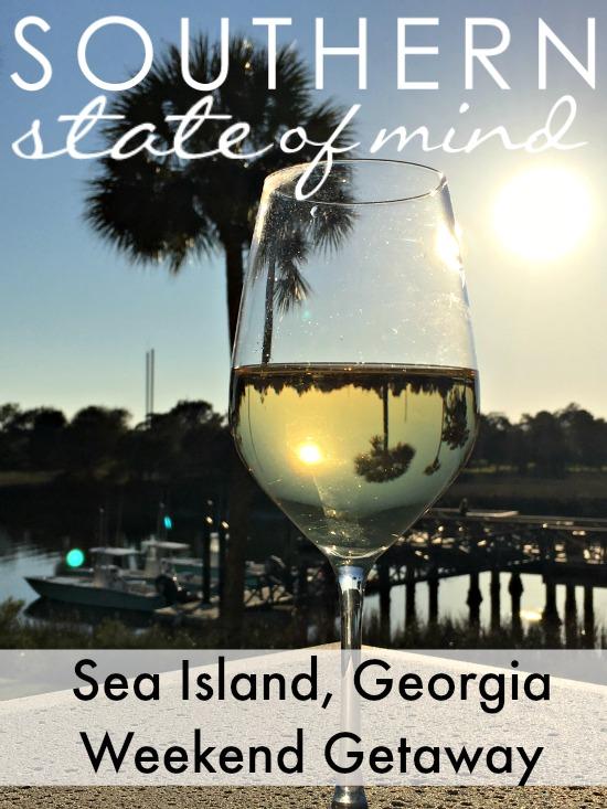 Sea Island Getaway