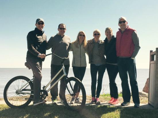 bike ride group