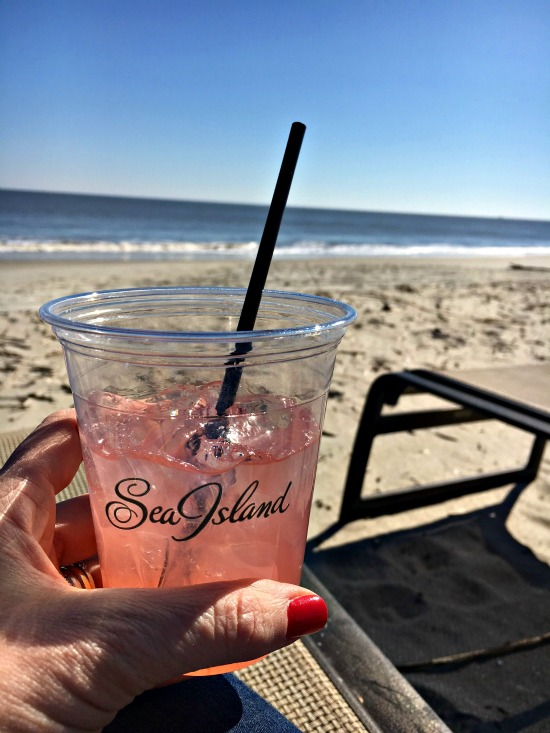 Our Sea Island Weekend Getaway Recap