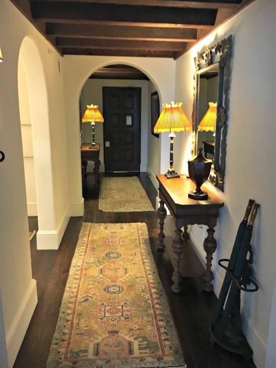 room foyer