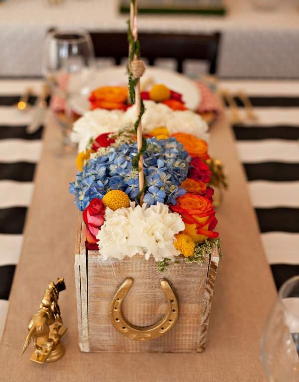 Have a derby party kentucky inspiration