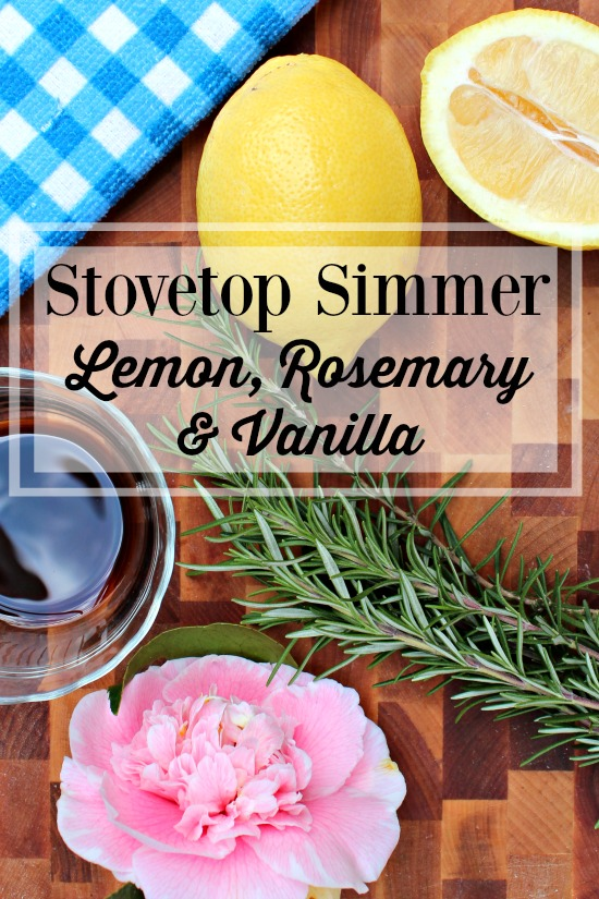 stovetop simmer recipe