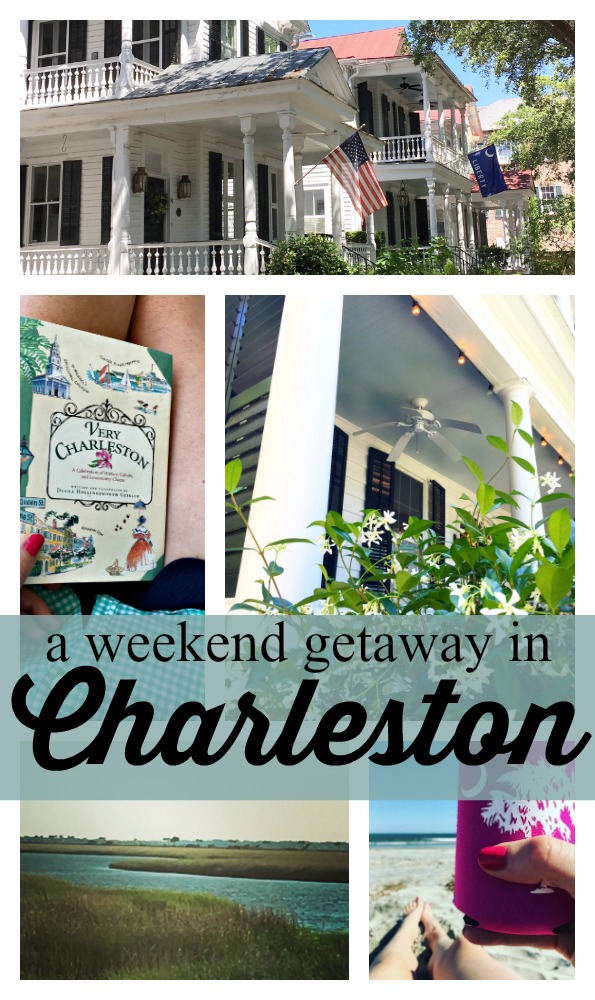 Charleston Weekend Getaway Trip Recap