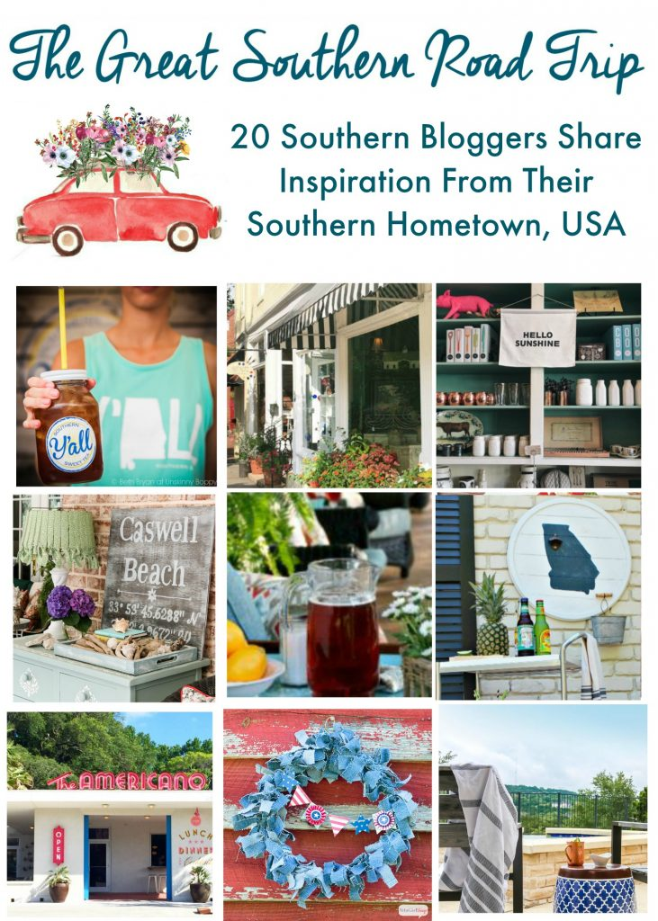 {Link Party} The Great Southern Road Trip