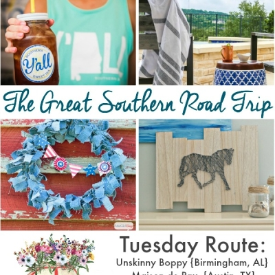 {Day 2} The Great Southern Road Trip