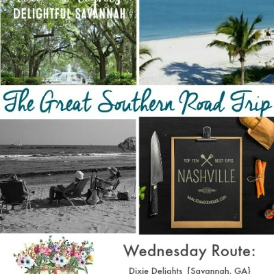 {Day 3} The Great Southern Road Trip