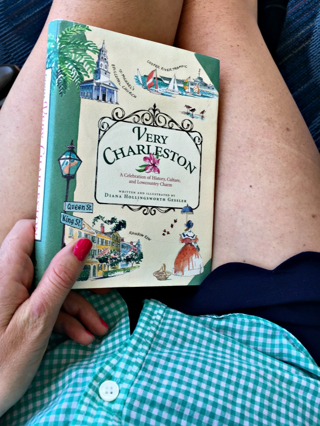 charleston trip getaway