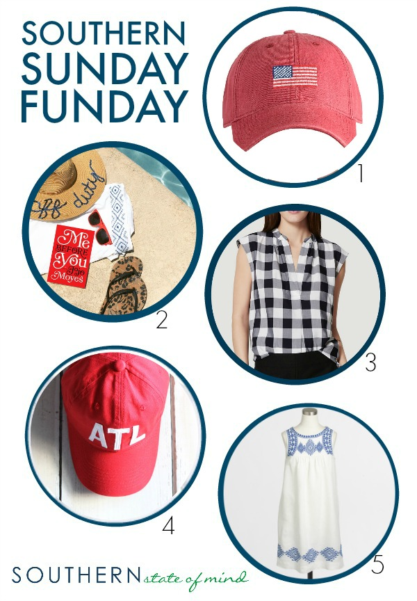 Southern Sunday Funday #5
