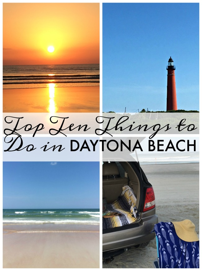 In a Daytona Beach State of Mind {Part 1}