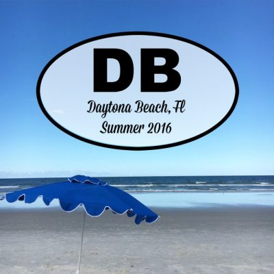 In a Daytona Beach State of Mind {Part 2}