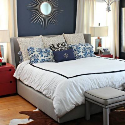 12 DIY Master Bedrooms to Inspire {DIY Housewives Volume 6}
