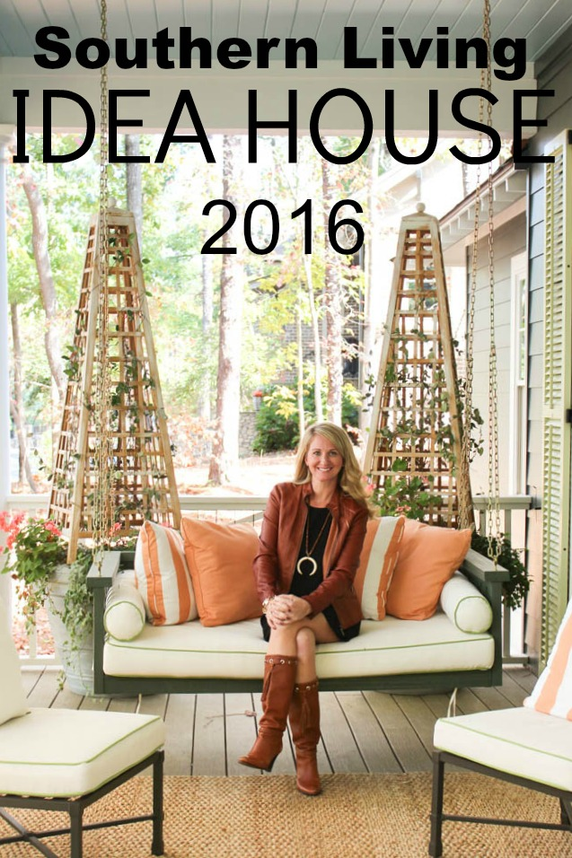Southern Living Idea House 2013 Nashville  Icing On The