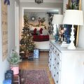 Blue Christmas Holiday Home PART 1