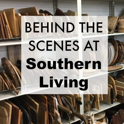 A Glimpse of the Southern Living Idea House and Test Kitchen