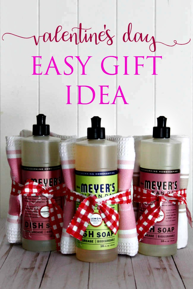 {Be My Valentine} Teacher Gift Idea