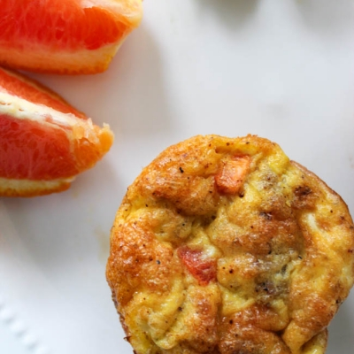 Egg Omelet Muffin Recipe
