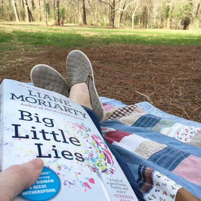 {SSOM Book Club} Big Little Lies
