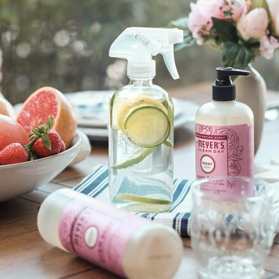 {Spring Cleaning Deal} Stock Up on Mrs. Meyers Products