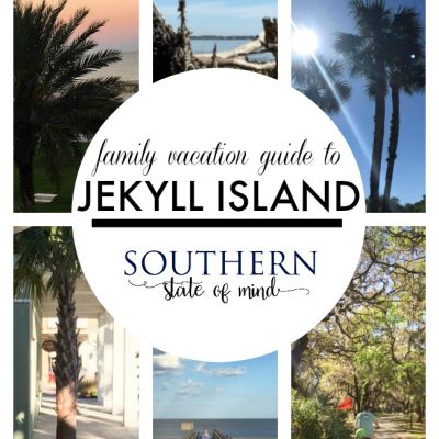 {Family Vacation Guide} Jekyll Island