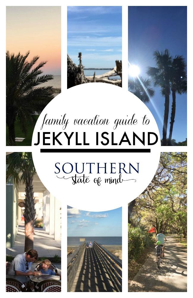 {Family Vacation Guide} Jekyll Island