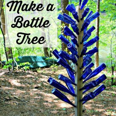 A Dozen DIY Ideas for Your Garden {DIY HOUSEWIVES VOL 15}
