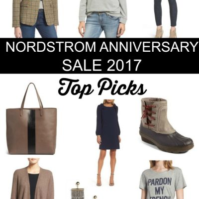 Everyday Style Inspiration (Vol 3) My Nordstrom Anniversary Sale Top Picks