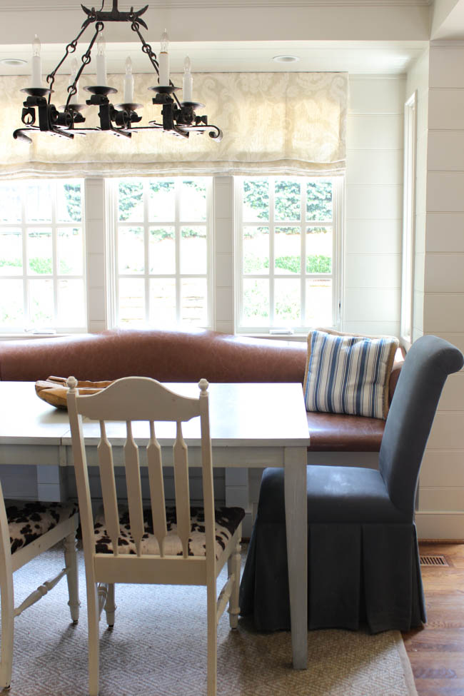 How to Paint Upholstered Chairs (Oh, YES, you can!)