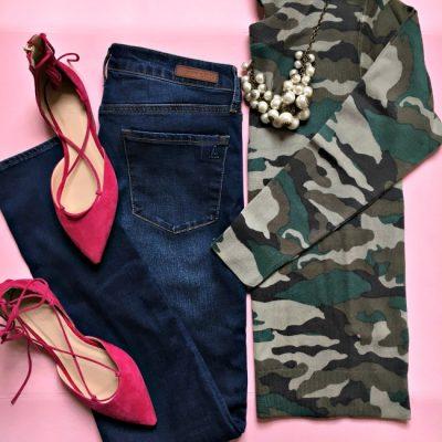 {3 Ways} How to Wear Camo